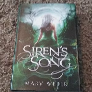 Book called Siren's Song